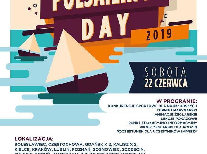 Zapraszamy na Polsailing Day! 22 czerwca nad Zalewem Zemborzyckim